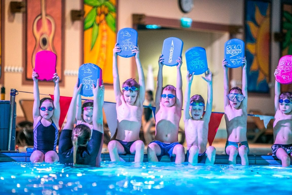 Flamingo Spa syksyn uimakoulut varattavissa