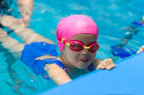 Pikku Flamingot uimakoulu